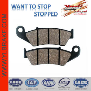 YL-F050 Factory Price Brake Pads Import ATV/UTV Parts