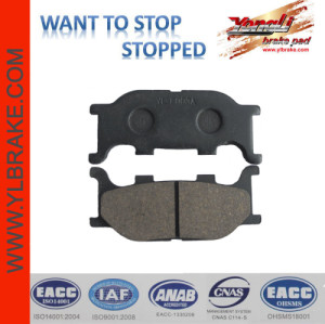 YL-F003 professional factory of brake pads for three wheel motorcycle