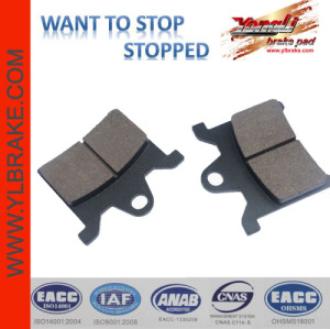 YL-F016 Professional Manufacturers Wholesable Brake Pad for Motorcycle