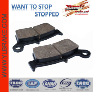 YL-F017 Factory Provide Directly Good Quality Brake Pads Taiwan Motorcycle Parts