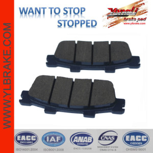 YL-F071 Brake Pads China Wholesale Motorcycle Parts