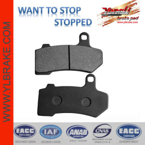 YL-F077 Brake Pads Guangzhou Motorcycle Spare Parts