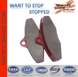 YL-F078 Excellent Material Newest design Brake Pad Raw Material