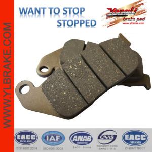 YL-F083 brake pad for harley davidson XL 883C Sportster Custom