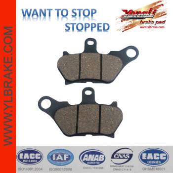 YL-F090 disc brake pad for yamaha mio motorcycle