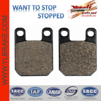 YL-F093 Chinese Manufacturer Brake Pads Motorcycle Parts And Accessories