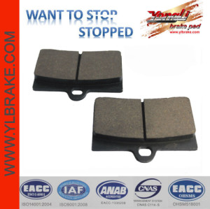 YL-F094 Excellent Material Reasonable Price Brake Pads Wholesale Motorcycle Accessories