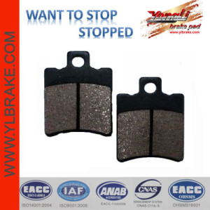 YL-F098 Factory Customized Low Noise Brake Pad