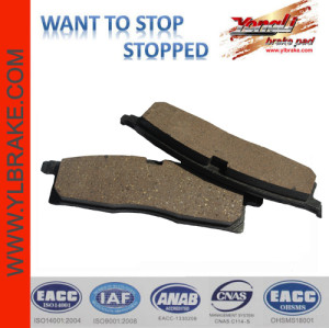 YL-F099 Top quality motorcycle disc brake friction pads for YAMAHA DT 50LC/YZ 80S/T/U/W/E/F/LWF/LWG/G/LWH/H/LWJ/J/LWK/K/L/LWL/LWMM/N/LWN