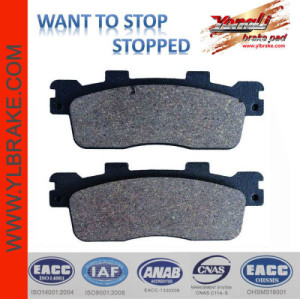 YL-F107 Have advantages of electric bike price brake pad