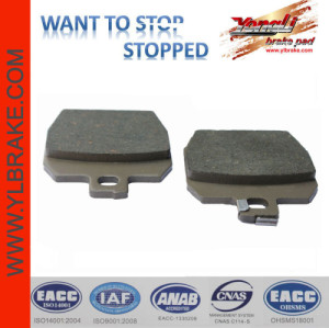 YL-F111 Motorcycle Brake Pad for PULSAR220 BAJAJ