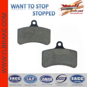YL-F113 brake pad supplier,road bike braking parts