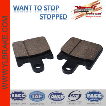 YL-F115 Factory Provide Directly Best Selling Brake Pad Disc