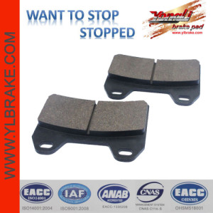 YL-F125 Factory Provide Directly Motorcycles Parts Brake Pads