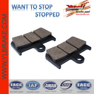 YL-F137 YBR125,engine parts, body kits,electrict parts brake pad