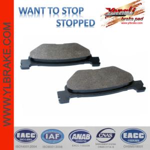 YL-F141 motorcycle brake pad for YAMAHA