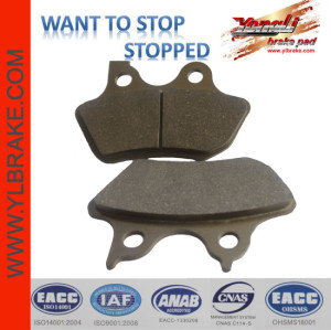 YL-F150 motorcycle brake pad for HARLEY DAVIDSON