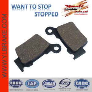 YL-F152 Excellent Material Low Noise Brake Pad Fit