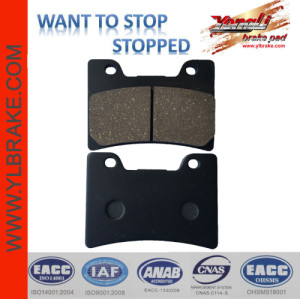 YL-F168 Factory Provide Directly Good Quality Brake Pads