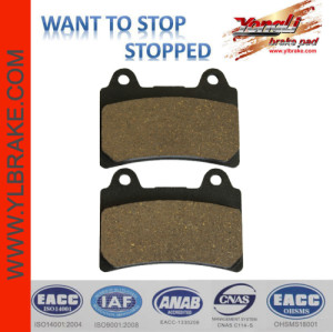 YL-F172 motorcycle brake pads for YAMAHA-FZR250