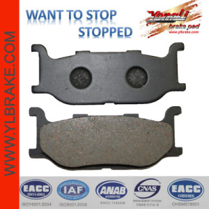 YL-F175 Compact Low Price Quality Brake Pads Motorcycle Parts Dealer
