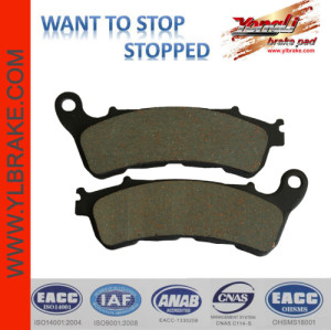 YL-F178 motorcycles part brake pad for HONDA,SUZUKI