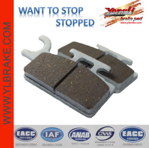 YL-F180 Top quality Motorcycle Brake Pads/Dirt Bike brake pad for KAWASAKI DIRT KX 65 A1/A2/A3/A4/A5/A6/A7F/SUZUKI DIRT RM 65 K3/K4/K5
