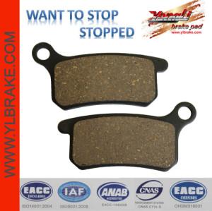 YL-F194 motorcycle brake pads for DAELM S1-125/SUZUKI AN 400 K3/K4/K5/K6/SK6 Burgman/SYM RV 250,ceramic disc brake pads