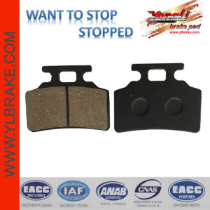 YL-F195 Excellent Material Newest design Brake Pads Cheap Electric scooter Parts