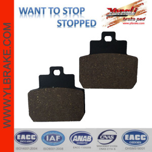 YL-F200 Directly Provide Brake Pads Asian Motorcycle Parts