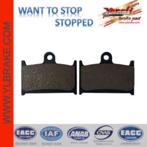 YL-F203 Motorcycle brake pads for MZ/MUZ 1000 S/1000