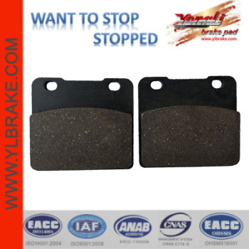 YL-F207 China Supplier Best Selling Good Quality Brake Pads