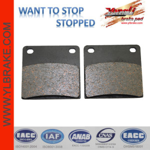 YL-F215 Excellent Material Brake Pads Unique Motorcycle Accessories