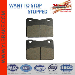 YL-F216  Brake Pads Motorcycle Accessories for Yamaha