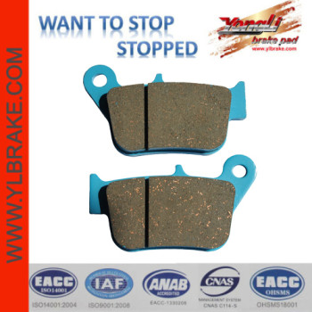 YL-F217 China Supplier Brake Pads Decorative Accessories Motorcycles
