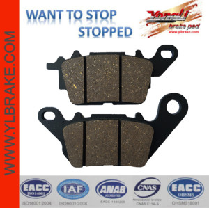 YL-F221 China Supplier Factory Provide Directly Brake Pads Motorcycle