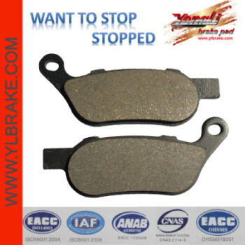 YL-F223 High Quality Good Reputation Brake Pads