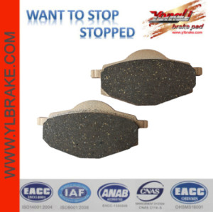 YL-F224 Made In China Brake Pads Gy200 Motorcycle Parts