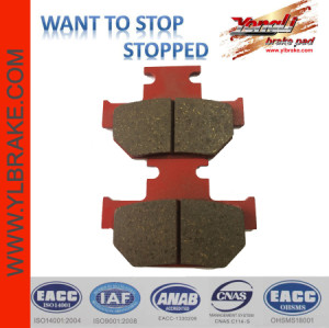 YL-F227 New Products Can be customized brake pad