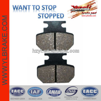 YL-F328 Asia cheap bicycle part brake lining
