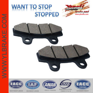 YL-1019 Women's Recreation bicycle brake pads for HAYES MX-4