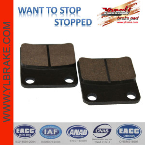 YL-F031 motorcycle brake pad for GY6 125