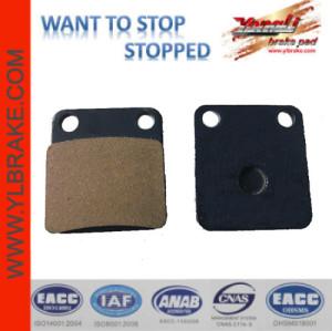 YL-F007A motorcycle brake pad