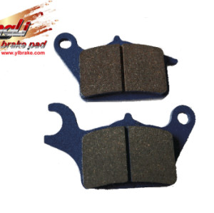 YL-F117B motorcycle brake pad