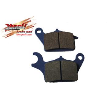 YL-F117B motorcycle brake pad