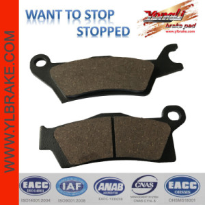 YL-F179B motorcycle brake pad