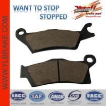 YL-F179B motorcycle brake pad