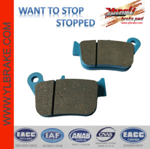 YL-F217A motorcycle brake pad
