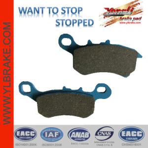 YL-F231 motorcycle brake pad
