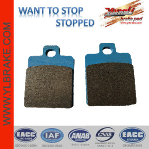 YL-F232 motorcycle brake pad